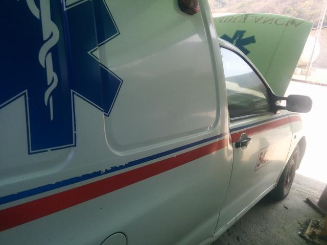 Se vende ambulancia volkswagen