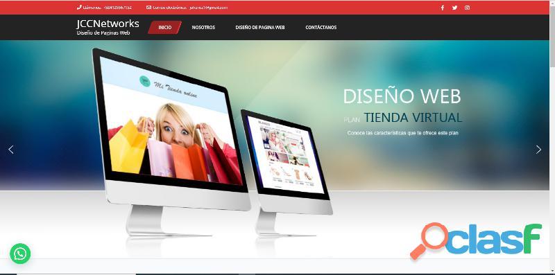 Diseño de paginas web 1