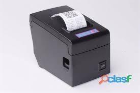 Impresora Tickera Termica 58mm Usb Codigo Barra