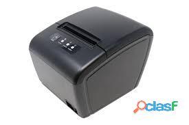 Impresora Tickera Termica 80mm Cortador Usb/lan Codigo Barra
