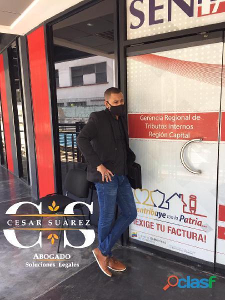 Doctor Cesar Suarez P/ (ABOGADO CON EXPERIENCIA)