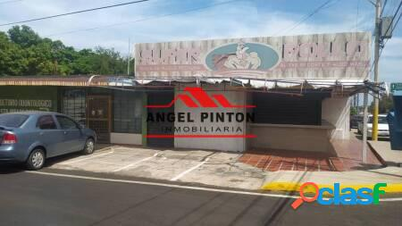 Local comercial alquiler 18 de octubre maracaibo api 1274