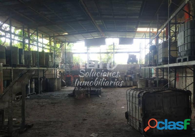 Oportunidad de inversión, fábrica de pinturas en tocuyito edo. carabobo
