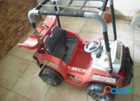 Carro electrico para niños 2