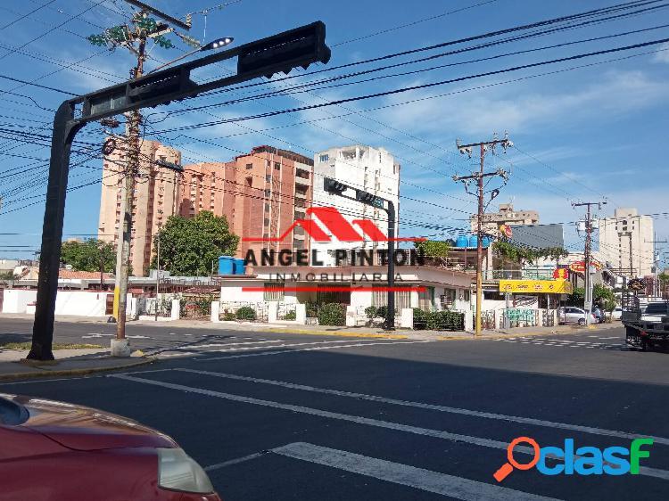 Casa comercial en venta calle 72 con av 14a en maracaibo api 453