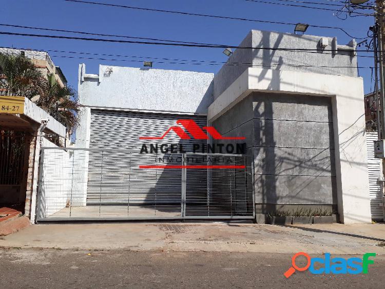 Casa comercial venta av las delicias maracaibo api 404