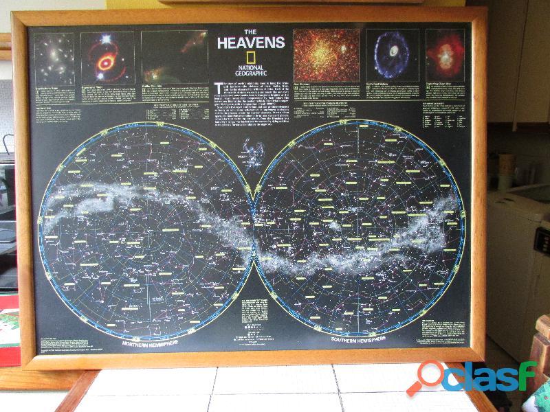 MAPA THE HEAVENS 1