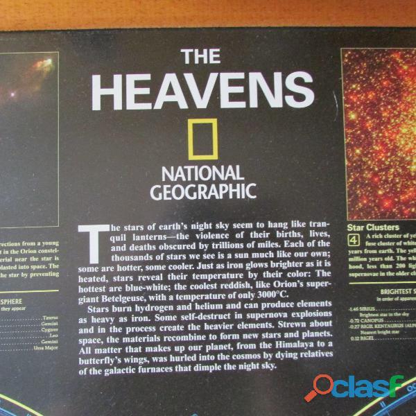 MAPA THE HEAVENS 2