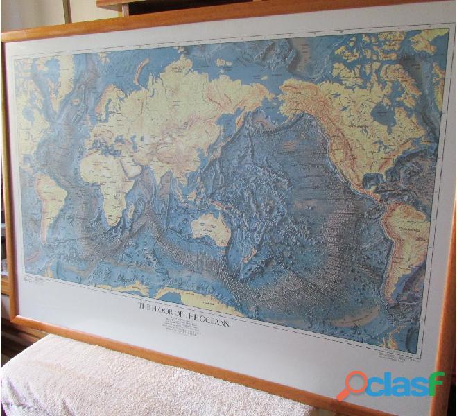 MAPAMUNDI THE FLOORS OF THE OCEANS 5