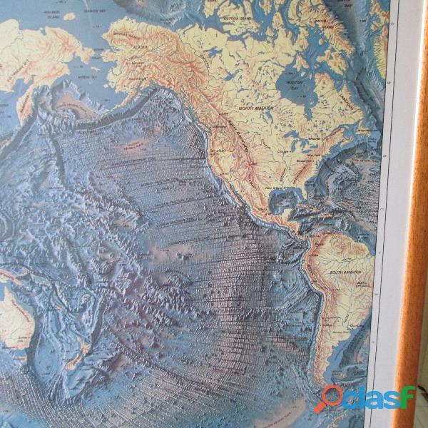 MAPAMUNDI THE FLOORS OF THE OCEANS 6