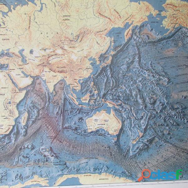 MAPAMUNDI THE FLOORS OF THE OCEANS 7