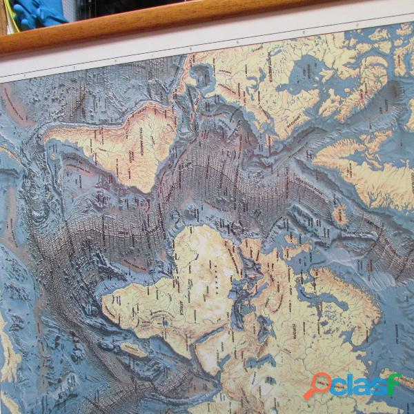 MAPAMUNDI THE FLOORS OF THE OCEANS 9