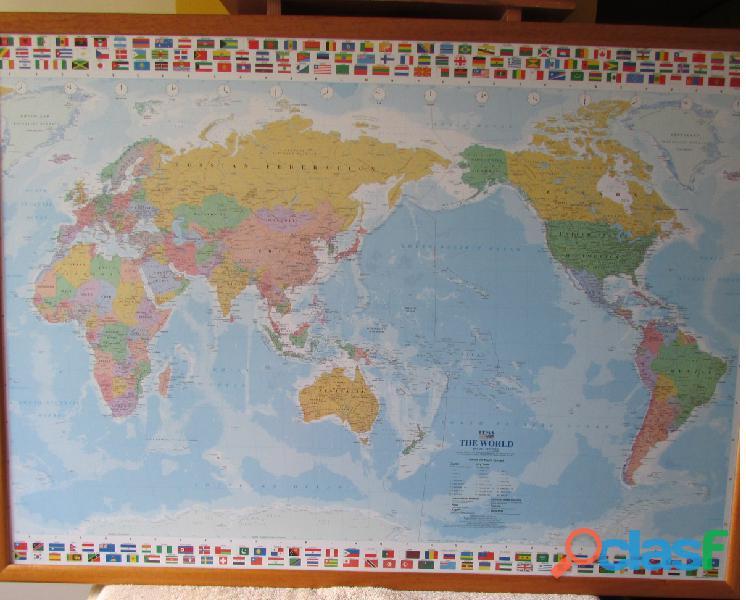 MAPAMUNDI THE WORLD 8