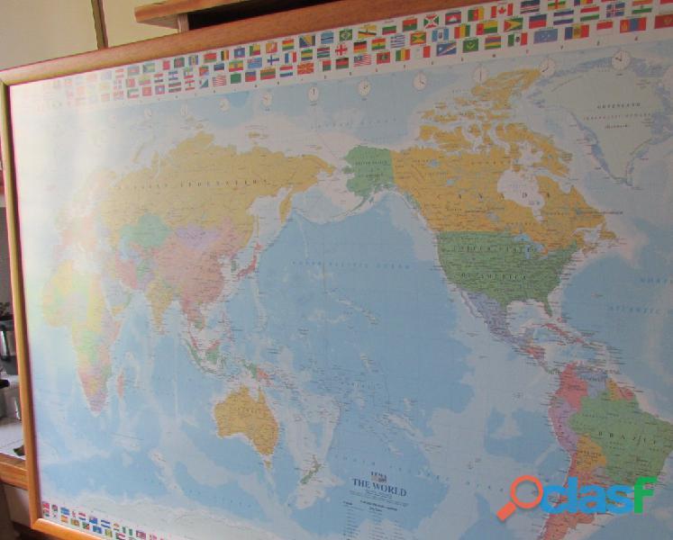 MAPAMUNDI THE WORLD 9
