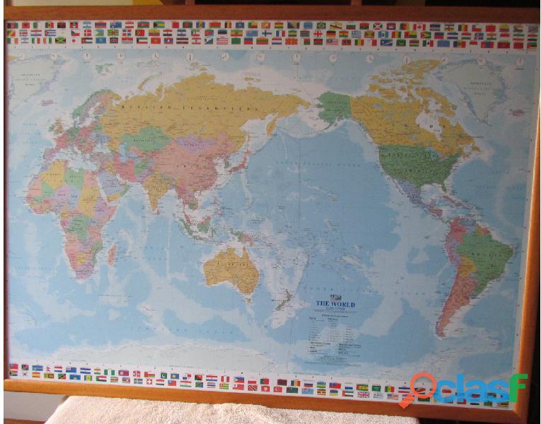 MAPAMUNDI THE WORLD 7