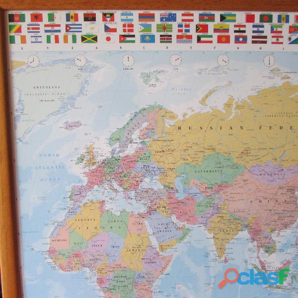 MAPAMUNDI THE WORLD 5