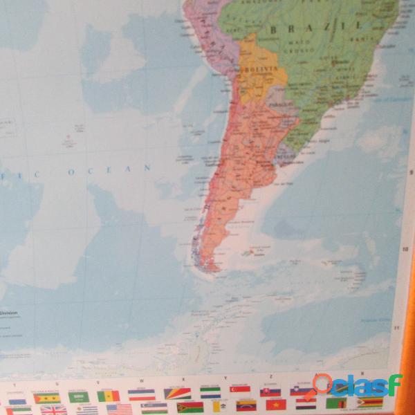 MAPAMUNDI THE WORLD 4