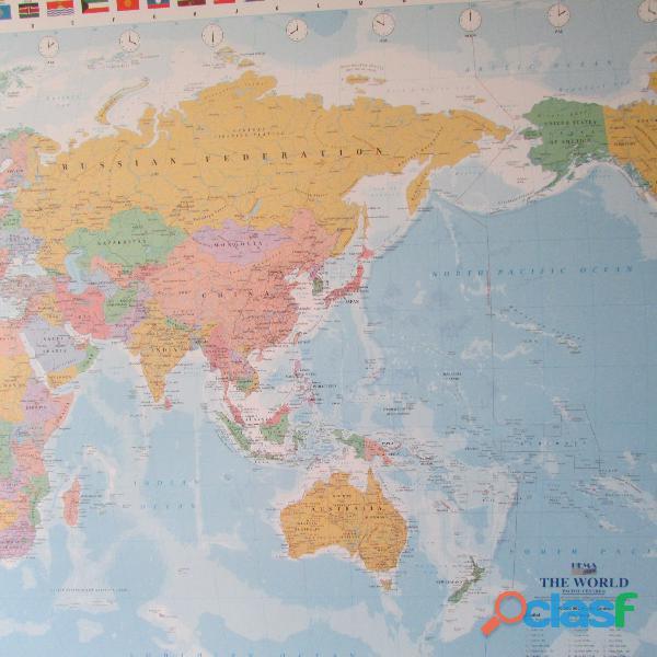 MAPAMUNDI THE WORLD 1