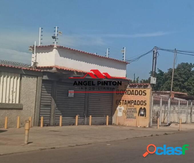 LOCAL COMERCIAL ALQUILER EN EL BARRIO LOS OLIVOS MARACAIBO API1656