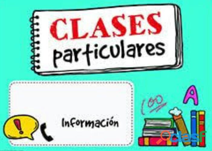 Clases y trabajos de matemáticas, física, química y castellano de bachillerato. matemáticas i y i