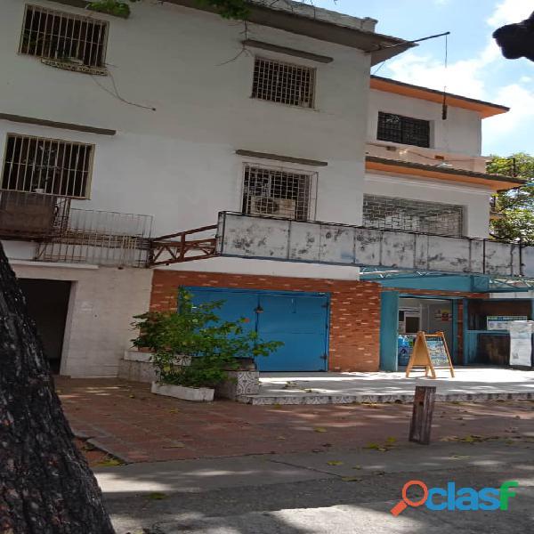 Edificio en Caracas Santa Mónica EN VENTA proyecto e inversión