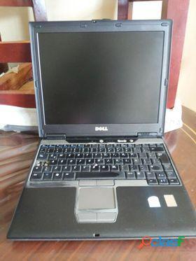 Laptop dell latitude d430 de 12 pulgada