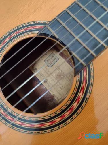 Guitarra Española Para Conciertos Luthier Alberto Gutiérrez 7