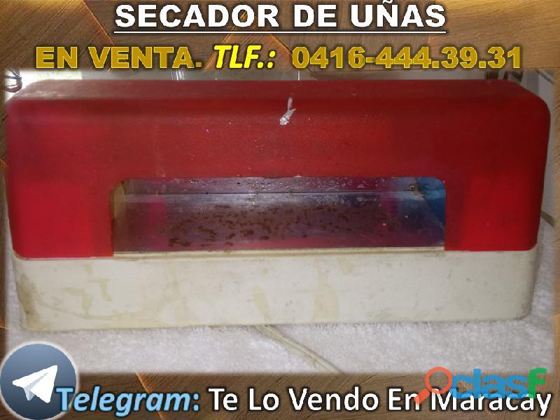SECADOR ELÉCTRICO DE PINTURAS DE UÑAS