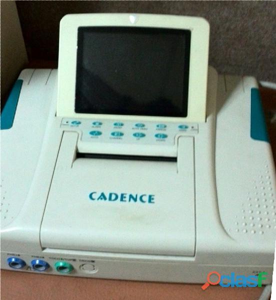 Monitor Fetal Cadence II para Gemelos NUEVO Entrega Inmediata