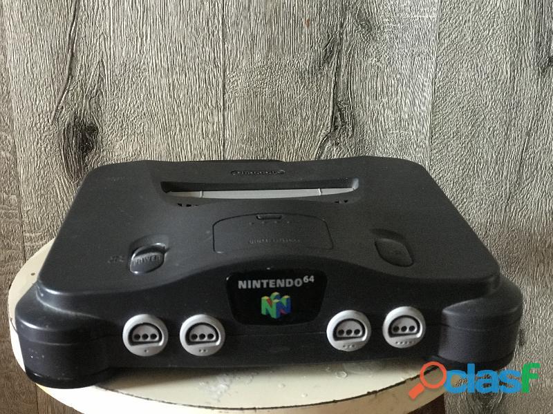 Nintendo 64 Como nuevo