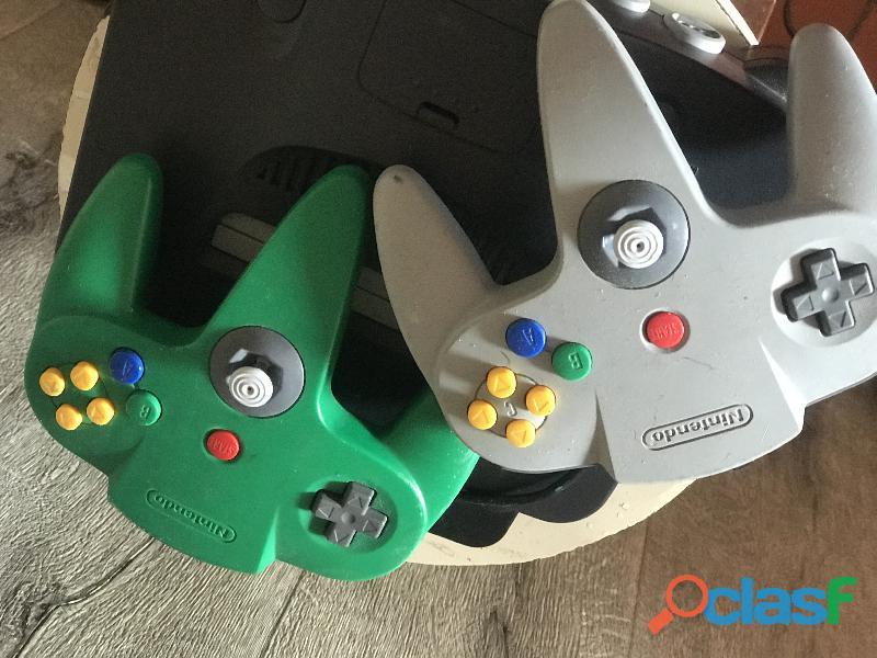 Nintendo 64 Como nuevo 1
