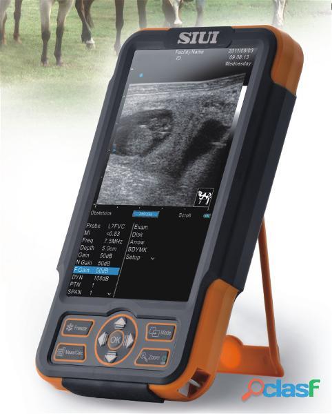 Ultrasonido veterinario nuevo siui cts 800 ecografo entrega inmediata !