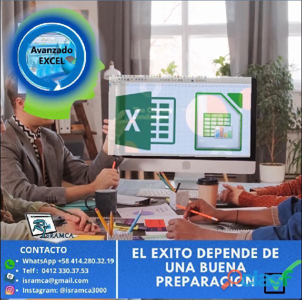 CURSOS DE EXCEL   OFFICE WORD EXCEL POWERPOINT 4