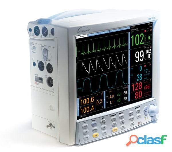 Datascope Spectrum + External Module Color Monitor multiparametro 4
