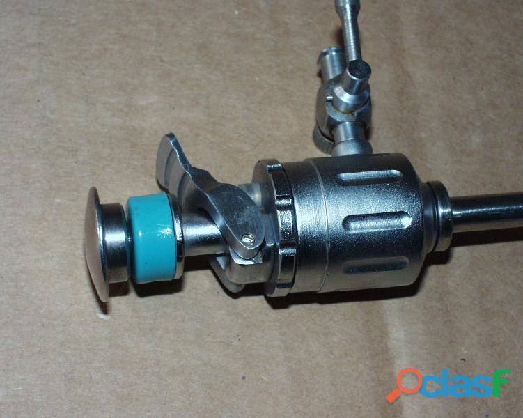 Trocar Reutilizable 5mm y 10 mm NUEVOS