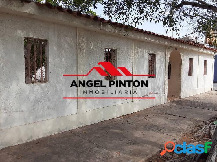 Casa comercial en venta en cantaclaro maracaibo api 2124