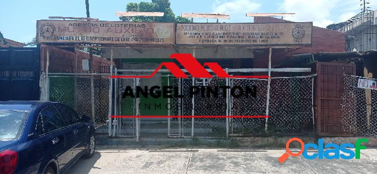 CASA COMERCIAL VENTA 18 DE OCTUBRE MARACAIBO API 2024 1
