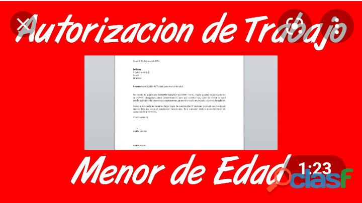 CARACAS Abogados ATENCIÓN Jurídica Especializada, 1