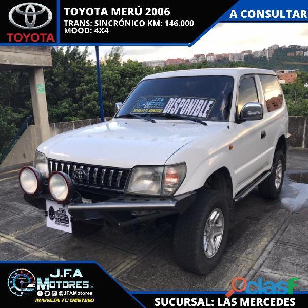 Toyota Merú 2006