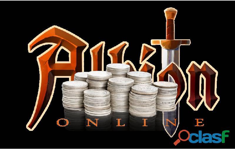 Silver de Albion Online 0.50$ cada millon