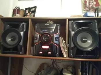 Equipo De Sonido Marca Sony Modelo: Hcd-gpx5g